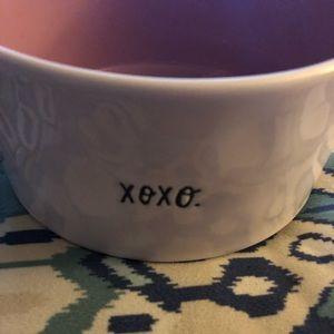 Other - Rae Dunn dog food bowl